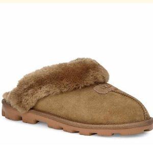 New Authentic UGG Coquette slippers